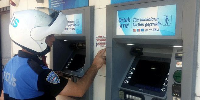 Bursa'da darbe dolandırıcılarına afişli tedbir
