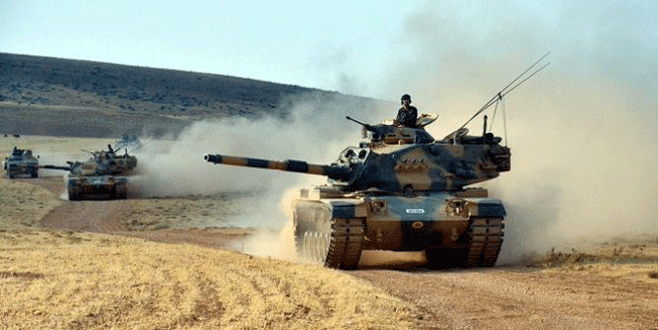 Cerablus'ta tanka roketli saldırı: 1 şehit, 3 yaralı