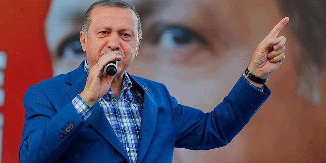 Cumhurbaşkanı Erdoğan: Terörün kökünü kazıyacağız