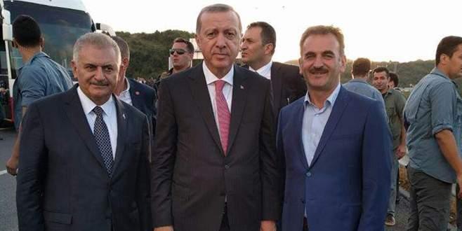 Cumhurbaşkanı'na Gemlik'ten davet