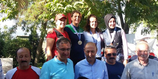 Atıcılıkta Türkiye rekoru