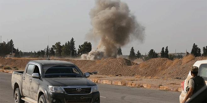 PYD/PKK halen Fırat'ın batısında