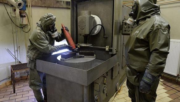 Suriye`de yeni kimyasal tesisler ortaya çıktı