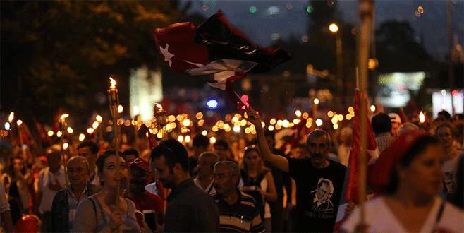30 Ağustos Zafer Bayramı tüm yurtta kutlandı
