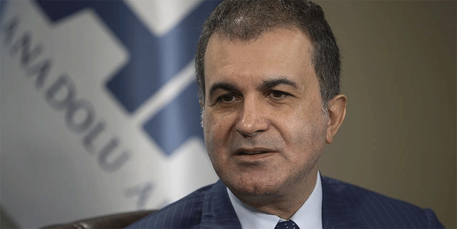 AB Bakanı Çelik: Türkiye'nin o paraya ihtiyacı yok