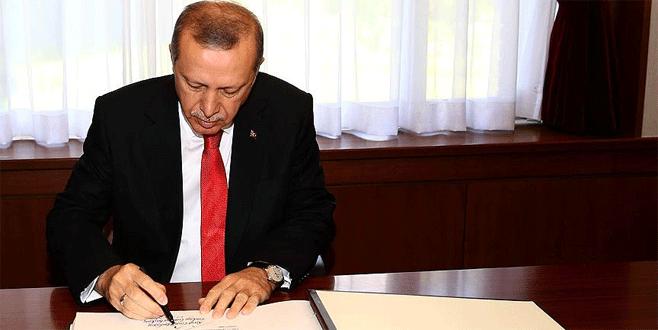 Erdoğan'dan Türkiye-İsrail anlaşmasına onay