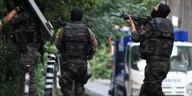 Bursa ve Tekirdağ'da terör operasyonu: 3 gözaltı