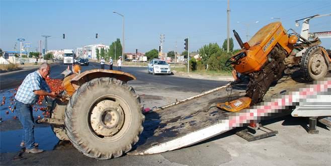 Bursa'da trafik kazaları: 1 ölü, 1 ağır yaralı