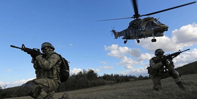 Çukurca'da PKK'ya darbe: 63 terörist etkisiz hale getirildi