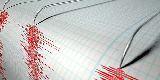 ABD'de şiddetli deprem! 7 eyalette hissedildi