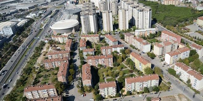 2 bin 290 daire yıkılarak yenisi yapılacak