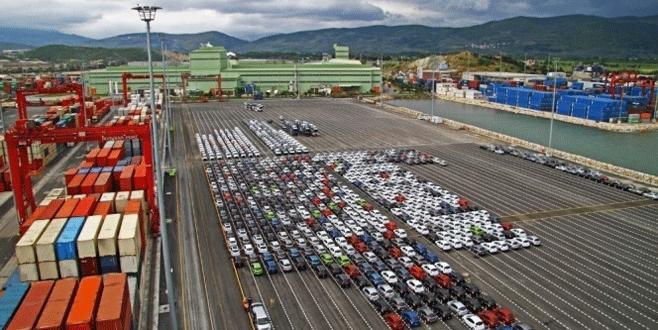 Otomotiv ihracatında çifte rekor