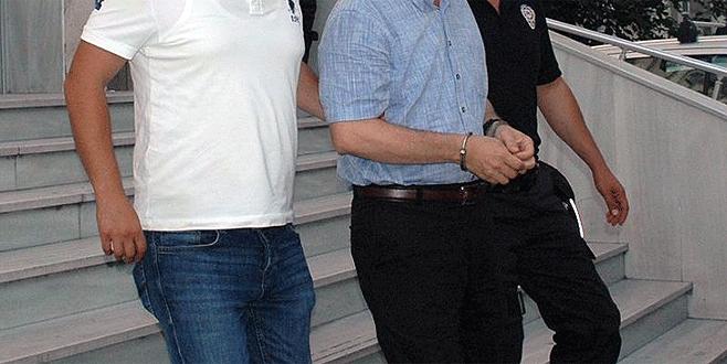 Bursa'da 3 öğretmen FETÖ'den tutuklandı