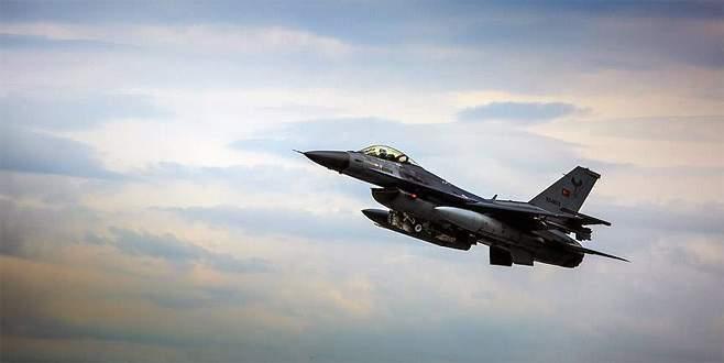 Uçaklarının izinsiz ve alçak uçuş yaptığı iddiası yalanlandı