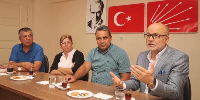 AK Parti Osmangazi'den teşekkür ziyaretleri