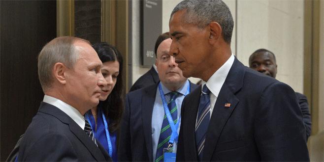 Obama'dan öldürücü bakış