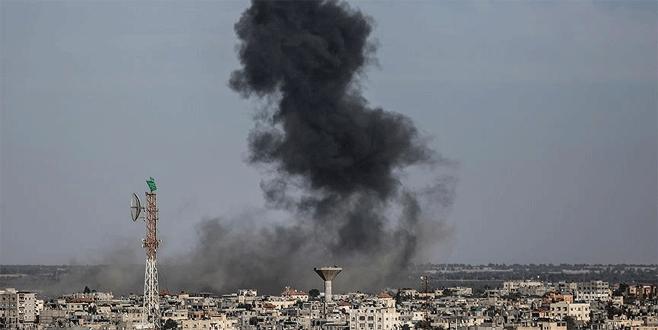 İsrail'den Gazze'nin kuzeyine top atışı