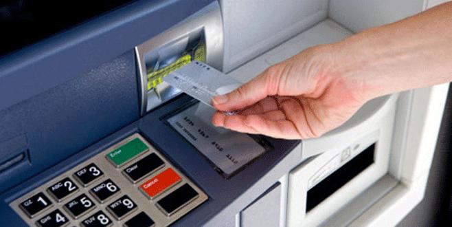 Bursa'da hırsızlar ATM'ye düzenek kurdular