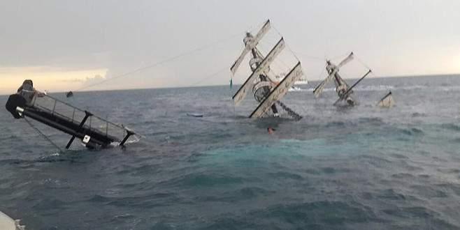 Tur teknesini 'milyonda bir ihtimal' batırmış