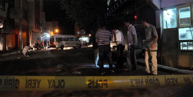 Polis noktasına bombalı saldırı