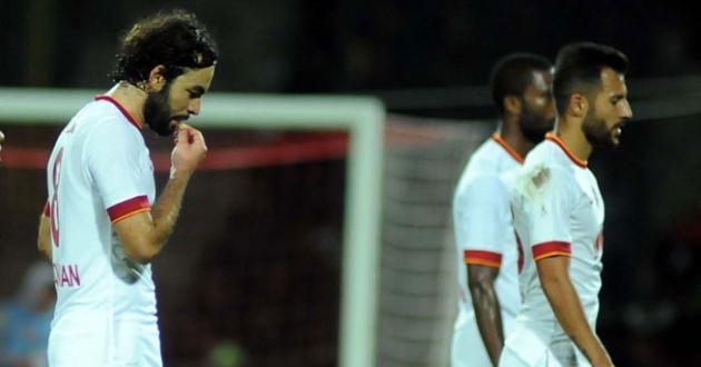 Galatasaray, Balıkesir`de dağıldı!