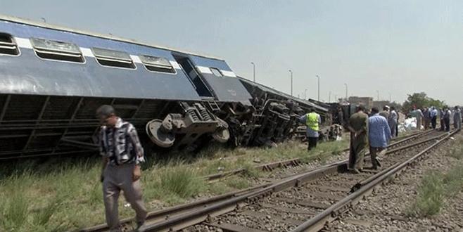 Tren kazası: 5 ölü 27 yaralı