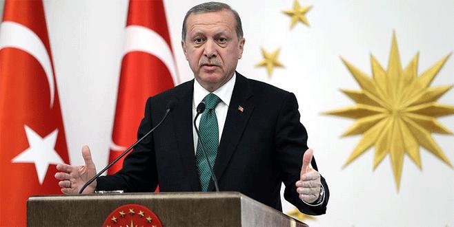 Erdoğan: Hepsinin kökünü kazıyana kadar yolumuza devam edeceğiz