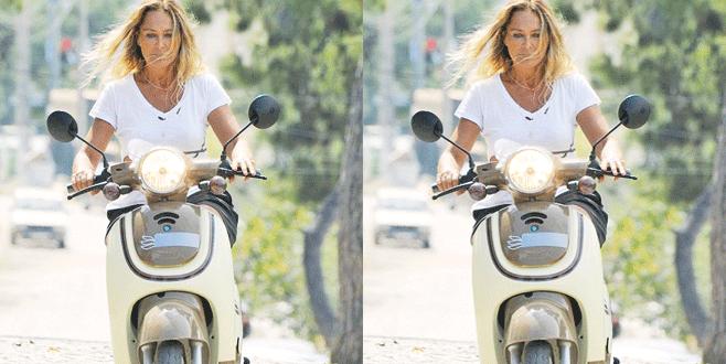 Motosikletle Ayvalık turu