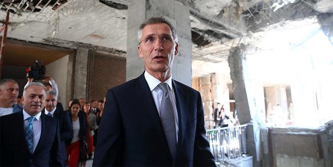 'NATO'nun Türkiye ile tam anlamıyla dayanışması mevcuttur'