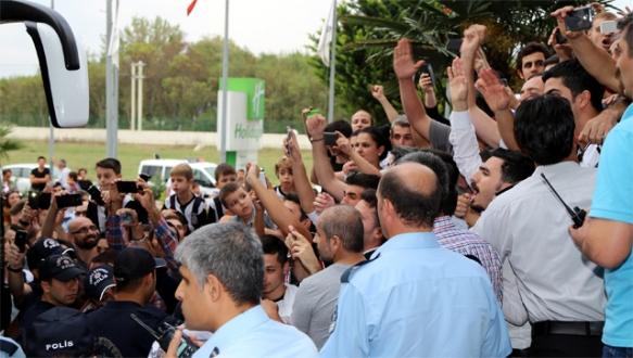 Beşiktaş Bursa`da