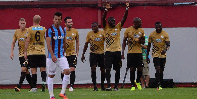 Trabzonspor 0 -2 Osmanlıspor