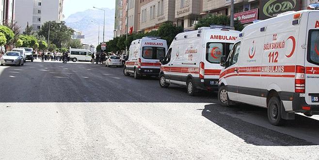 Van'daki terör saldırısında yaralanan 46 kişi taburcu oldu