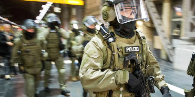 Almanya'da terör operasyonları