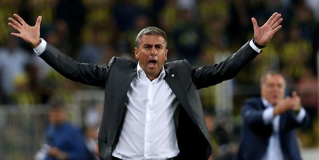Hamzaoğlu: 'Fenerbahçe'yi yendik, rahat oturuyoruz ama…'