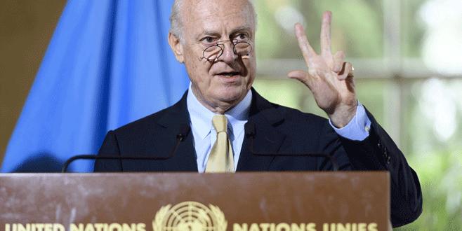 BM'den Suriye rejimine tepki