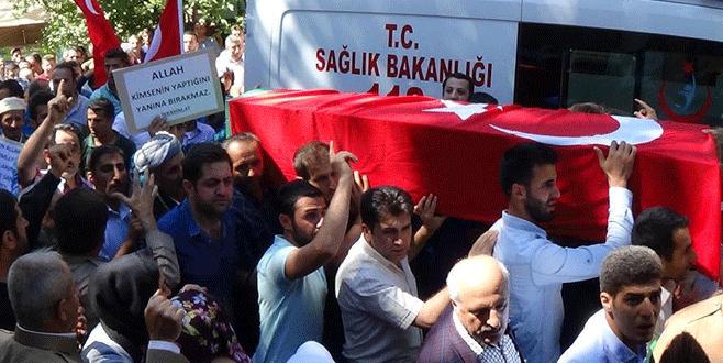 AK Partili Budak'ın cenazesi toprağa verildi