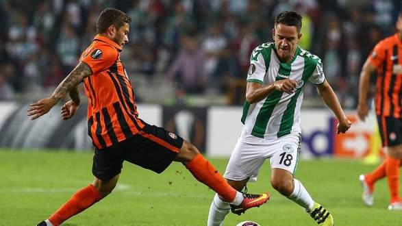 Konyaspor evinde kaybetti: 0-1