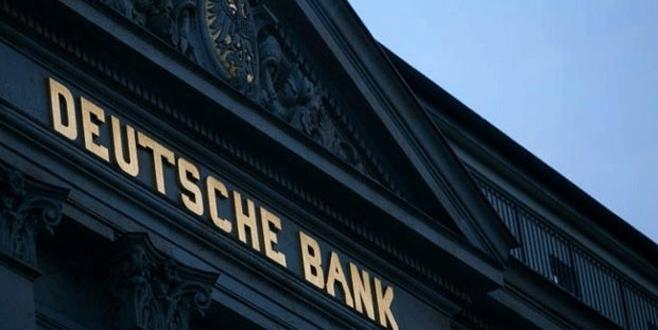 ABD'den Deutsche Bank'a dev ceza