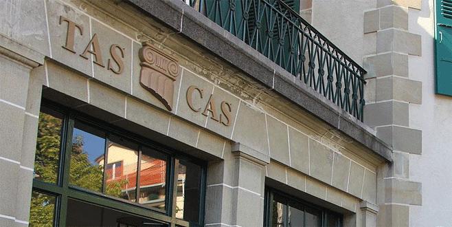 Real Madrid'e CAS'tan iyi haber