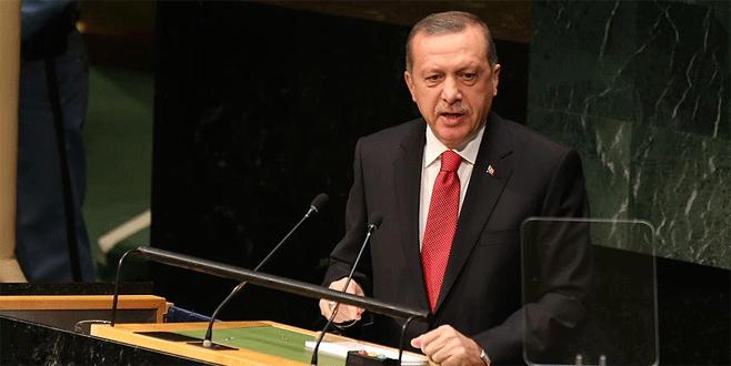 Erdoğan BM'de 3 mesaj verecek