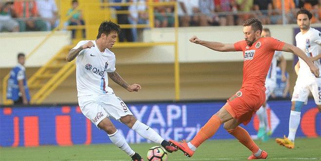 Aytemiz Alanyaspor 3-0 Trabzonspor