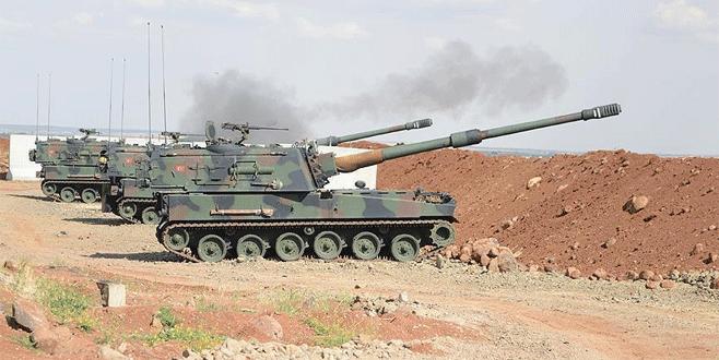 TSK açıkladı: 67 IŞİD hedefi vuruldu