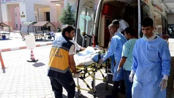 Fırat Kalkanı'nda bir Türk askeri yaralandı