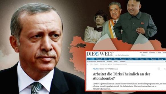 `Türkiye atom bombası hazırlığı mı yapıyor?`