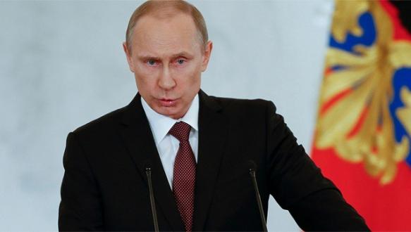 Putin operasyona tepkili