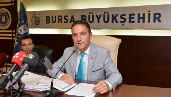 Bursa`nın yol haritası meclisten geçti