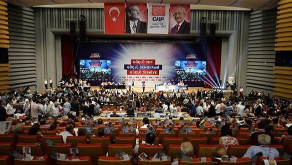 CHP`de parti yönetimi belirleniyor