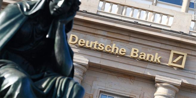 Deutsche Bank 7 bin kişiyi işten çıkaracak