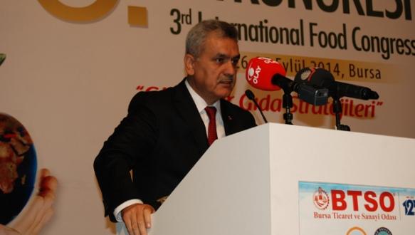 Türkiye`de tarım ilacı kullanımı yüzde 30 azaldı