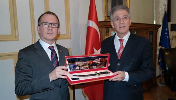 Bursalı Yunan Başkan